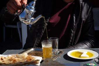Maroccan tea