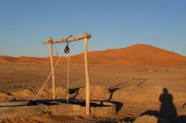 Sahara desert, Hassilabied