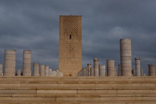 Hassan Tower صومعة حسان