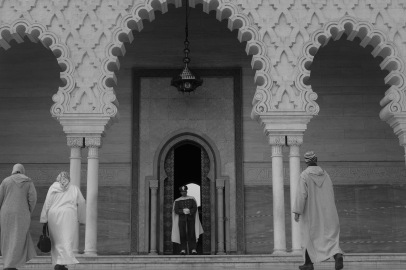Mausoleum of Mohammed V ضريح محمد الخامس